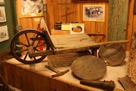 Gold miner's wheelbarrow