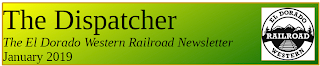 The El Dorado Western Railroad Newsletter